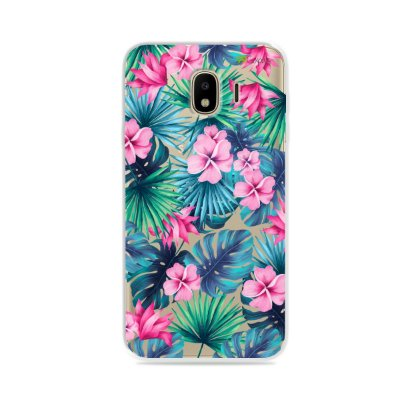 Capa para Galaxy J4 2018 - Tropical