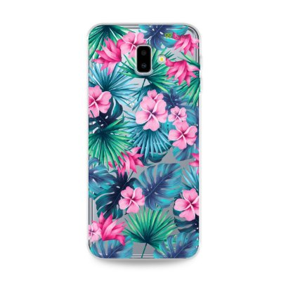 Capa para Galaxy J6 Plus - Tropical