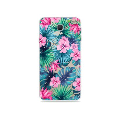 Capa para Galaxy J7 Prime - Tropical