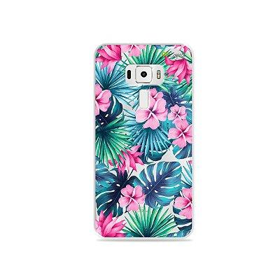 Capa para Asus Zenfone 3 - 5.5 Polegadas - Tropical