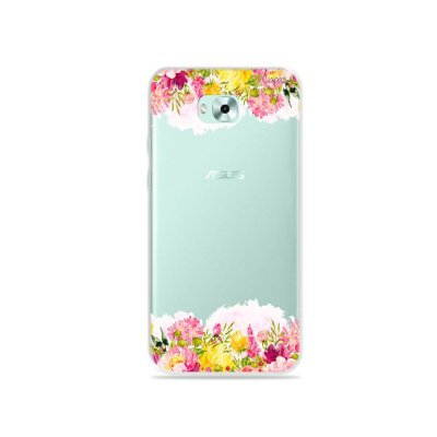 Capa para Zenfone 4 Selfie - Botânica