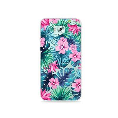 Capa para Zenfone 4 Selfie - Tropical