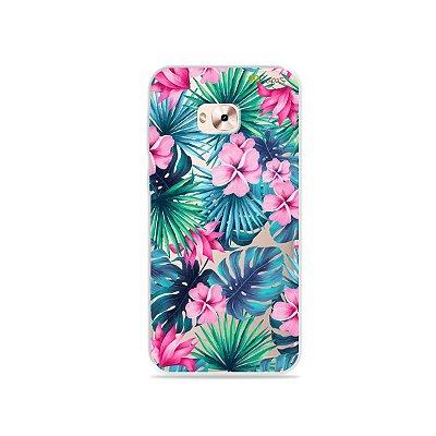 Capa para Zenfone 4 Selfie Pro - Tropical
