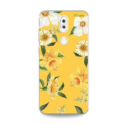 Capa para Asus Zenfone 5 Selfie - Margaridas