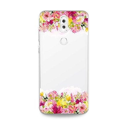 Capa para Asus Zenfone 5 Selfie - Botânica