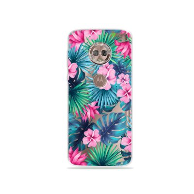 Capa para Moto G6 Plus - Tropical