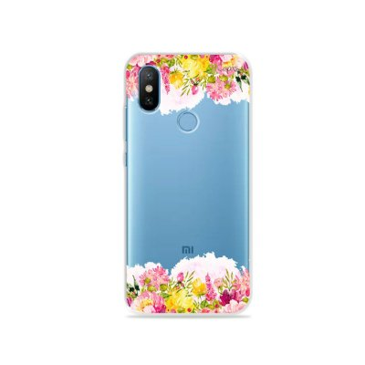 Capa para Xiaomi Mi 8 - Botânica