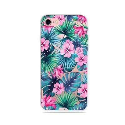 Capa para iPhone 7 - Tropical
