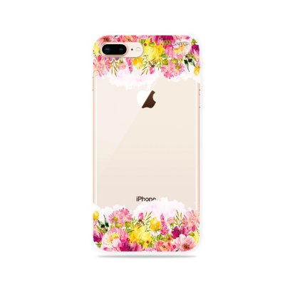Capa para iPhone 7 Plus - Botânica