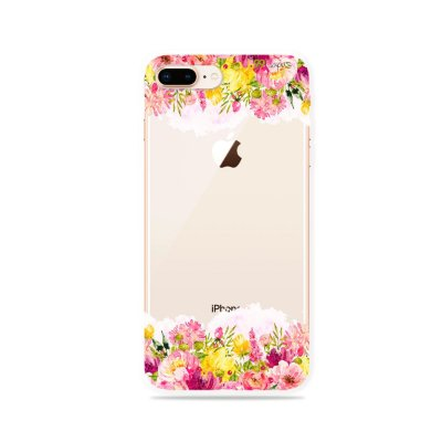 Capa para iPhone 8 Plus - Botânica
