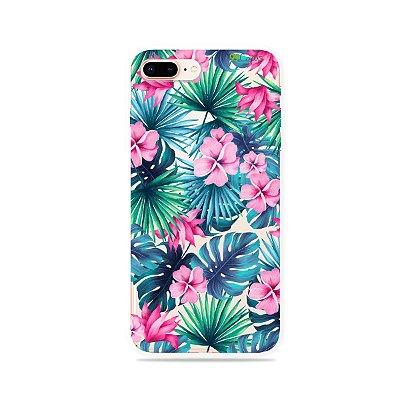 Capa para iPhone 8 Plus - Tropical