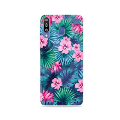 Capa para Galaxy M30 - Tropical