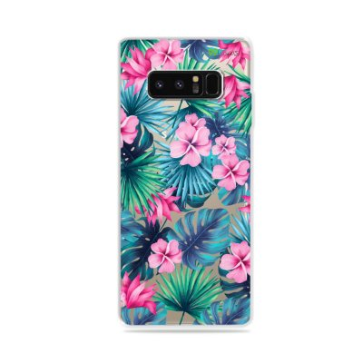 Capa para Galaxy Note 8 - Tropical