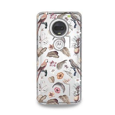 Capa para Moto G7 Plus - Sweet Bird
