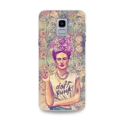 Capa para Galaxy J6 - Frida