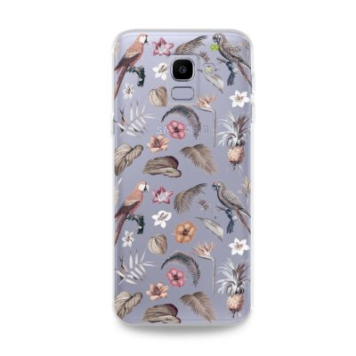 Capa para Galaxy J6 - Sweet Bird