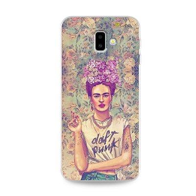 Capa para Galaxy J6 Plus - Frida