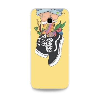 Capa para Galaxy J4 Plus - Sneakers