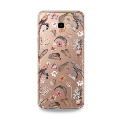 Capa para Galaxy J4 Plus - Sweet Bird