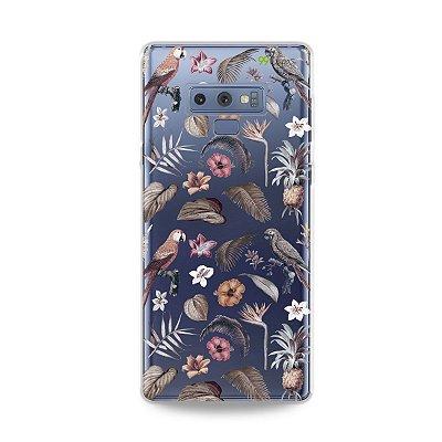Capa para Galaxy Note 9 - Sweet Bird