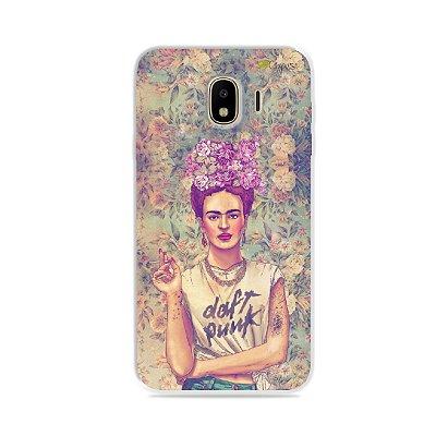 Capa para Galaxy J4 2018 - Frida