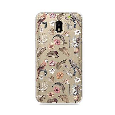 Capa para Galaxy J4 2018 - Sweet Bird
