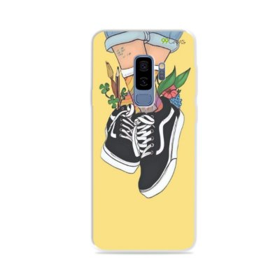 Capa para Galaxy S9 Plus - Sneakers