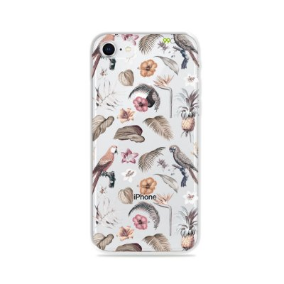 Capa para iPhone 8 - Sweet Bird