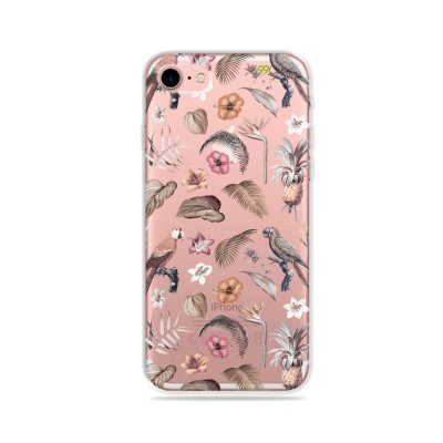 Capa para iPhone 7 - Sweet Bird