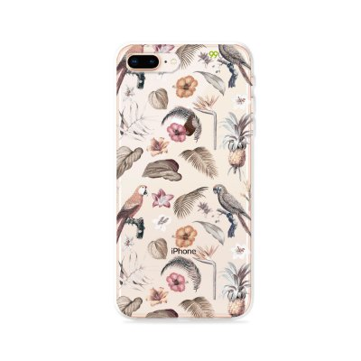 Capa para iPhone 7 Plus - Sweet Bird