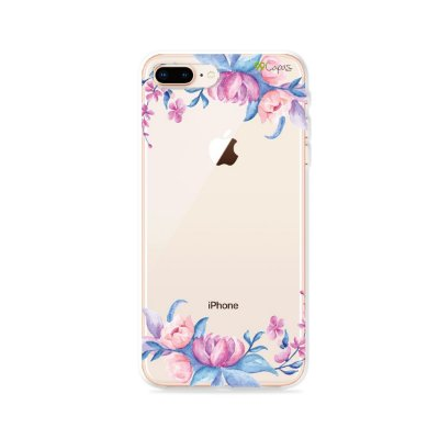 Capa para iPhone 7 Plus - Bromélias