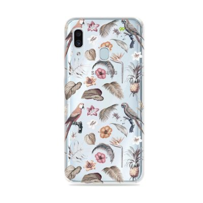 Capa para Galaxy A30 - Sweet Bird