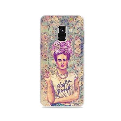 Capa para Galaxy A8 2018 - Frida