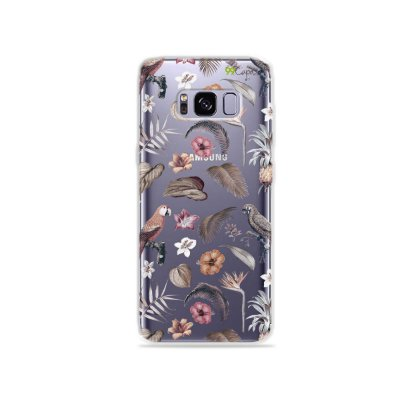 Capa para Galaxy S8 - Sweet Bird