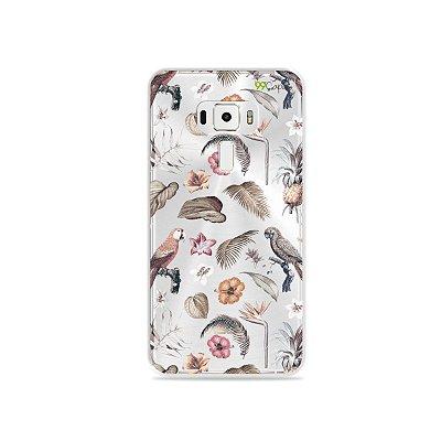 Capa para Asus Zenfone 3 - 5.2 Polegadas - Sweet Bird