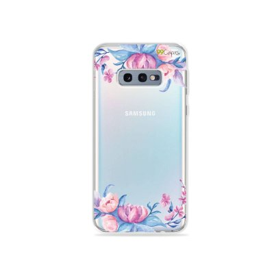 Capa para Galaxy S10e - Bromélias