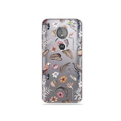 Capa para Moto E5 - Sweet Bird