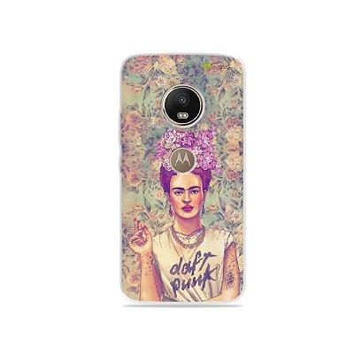 Capa para Moto G5 Plus - Frida