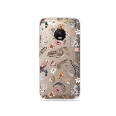Capa para Moto G5 Plus - Sweet Bird