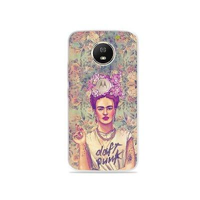 Capa para Moto G5S - Frida