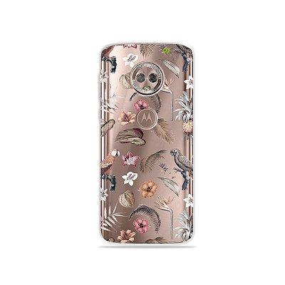 Capa para Moto G6 Plus - Sweet Bird