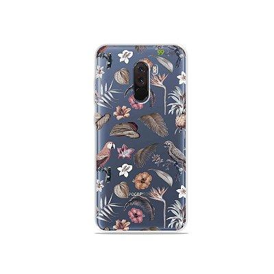 Capa para Xiaomi Pocophone F1 - Sweet Bird