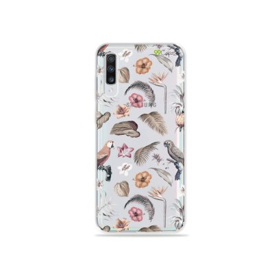 Capa para Galaxy A70 - Sweet Bird