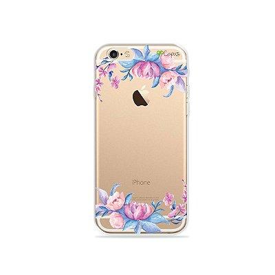 Capa para iPhone 6/6S - Bromélias