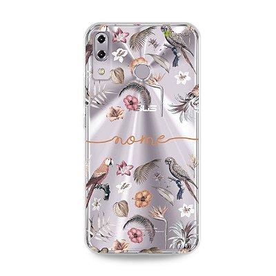 Capa Sweet Bird com nome personalizado - 99Capas