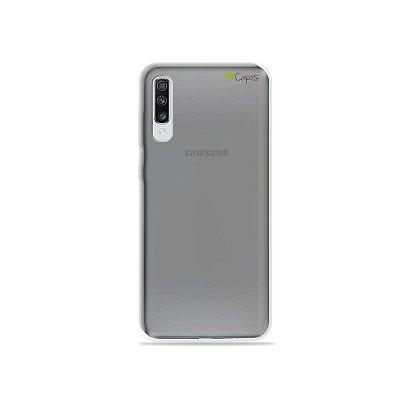 Capa Fumê para Galaxy A70 {Semi-transparente}