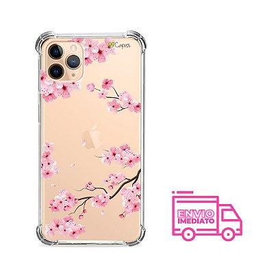 Capa para iPhone 11 - Cerejeiras