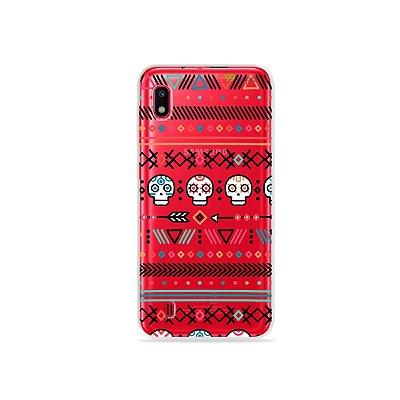 Capa para Galaxy A10 - Tribal