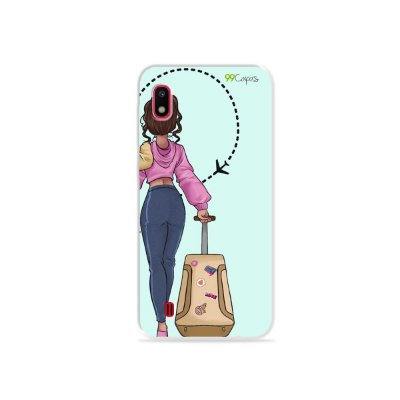 Capa para Galaxy A10 - Best Friends 2