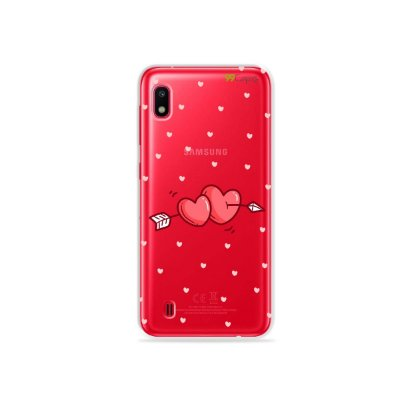 Capa para Galaxy A10 - In Love